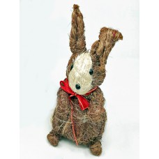 Small Rabbit - Natural Fibre (pack of 3)