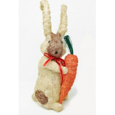 Large Rabbit - Natural Fibre (pack of 2)